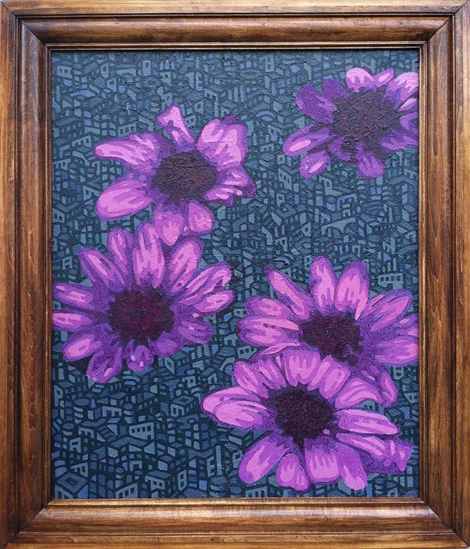 Purple Perrenials