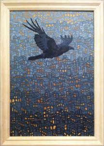 Raven Grey Sky